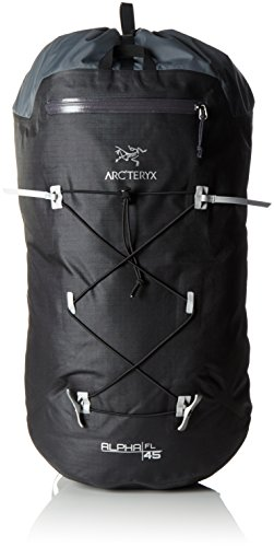 Arcteryx Rucksack (Arcteryx Erwachsene Rucksack Alpha FL Backpack Black, 150 cm)
