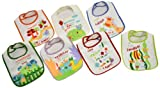 #8: Mee Mee Cotton Bib Pack of 7