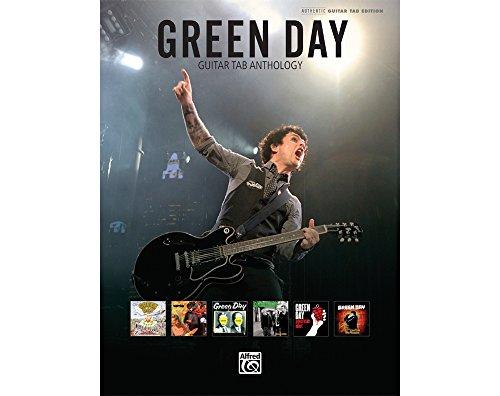 HAL LEONARD Green Day Guitar Tab Anthology Buch (Day Green Tab Guitar)