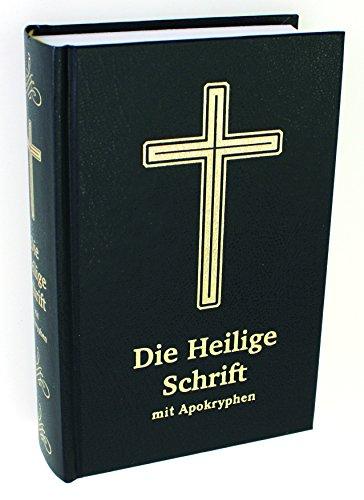 Die Bibel: Nach der deutschen Übersetzung Dr. Martin Luthers. Mit Apokryphen. Unrevidiert von 1545. Lateinische Schrift