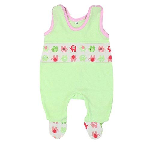 Sanetta Baby M/ädchen Schlafstrampler Overall Long