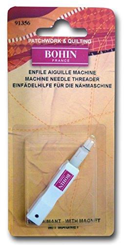 Bohin 91356 Einfädelhilfe für die Nähmaschine mit Magnet