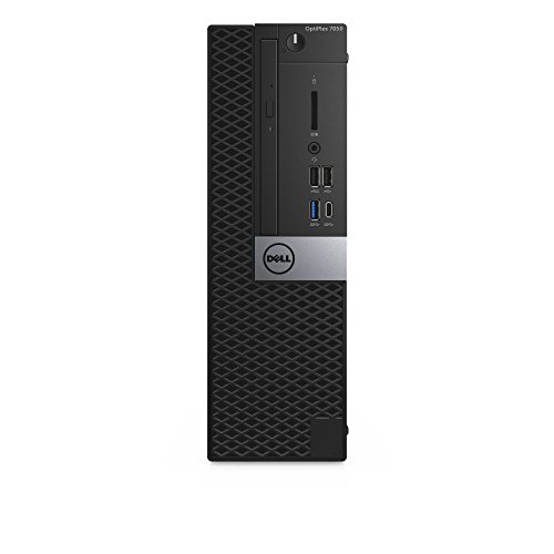 Dell M3RRP All-in-One Desktop PC (Intel Core i5- 7500, 500GB Festplatte, 8GB RAM, AMD Radeon, All Windows Versions 2000) mehrfarbig
