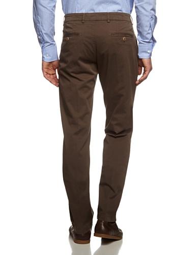 Tommy Hilfiger Tailored Herren Hose American-Chino-W PNTSLD99001 Braun (067)