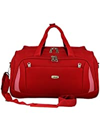 c36d89878a38 Timus Morocco Plus 55cm Red Duffle for Travel (Small Cabin Luggage)