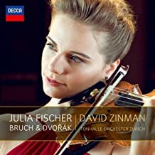 Bruch/Dvorak:Violin Concertos [Import USA]