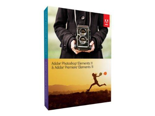 Photoshop Elements 11 & Premiere Elements 11, Win/Mac, DVD Set, FR
