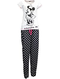 Minnie Mouse - Ensemble De Pyjamas - Minnie Mouse - Femme