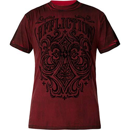Affliction T-Shirt Ironside Rot, L - Affliction T-shirts