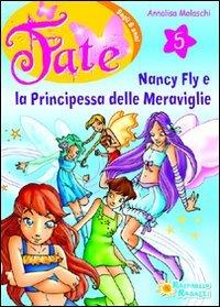 Nancy Fly e la principessa meraviglie: 5