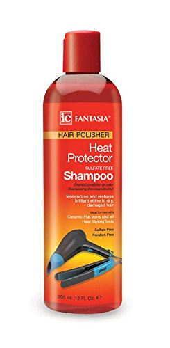 IC Fantasia Hair Polisher Heat Protector Sulfate-Free Conditioner 12 oz. by Fantasia (Fantasia Heat Protector)