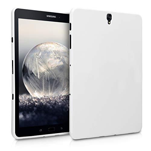 kwmobile Samsung Galaxy Tab S3 9.7 T820 / T825 Hülle - Silikon Tablet Cover Case Schutzhülle für Samsung Galaxy Tab S3 9.7 T820 / T825
