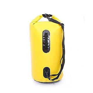 Aogolouk 60L Sailing Kayaking Large Travel Shoulder Waterproof Bag Drifting Dry bag Perfect for Outdoor Sports
