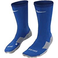 Nike U Nk Matchfit Cush Crew-Team Calcetines, Hombre, Azul (Royal Bright Blue/White), XL