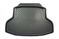 MDM Kofferraumwanne Civic X 2017-, Kofferraummatten Passgenaue mit Antirutsch, Passend für Limousine, cod. 7434