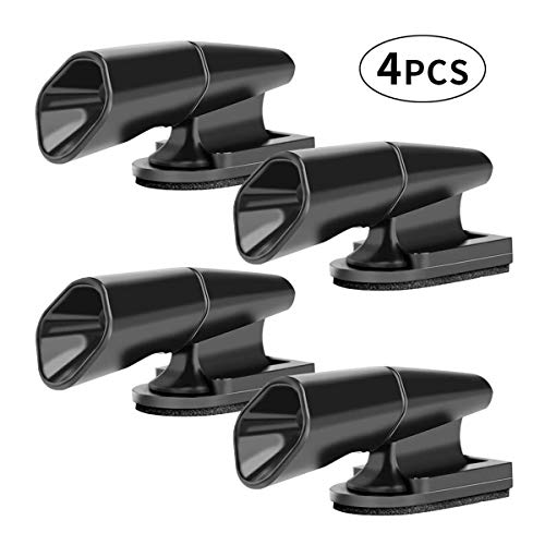 MOGOI Deer Whistles for Car, 4 Pcs Ultrasonic & Wind Whistles Deer Warning Devices for Cars Vehicles Auto Motorcycles Save A Deer Whistles Car Safety Accessories