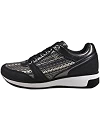 by PIERRE CARDIN Scarpe Donna Woman Casual Sneakers Pierre Cardin in  Tessuto C628 bda0b675d3c