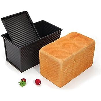 toastbrotform mit deckel 750 g k che haushalt. Black Bedroom Furniture Sets. Home Design Ideas