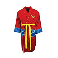 Wonder Woman Logo Bath robe multicolour one size