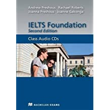 IELTS Foundation: Audio CD by Rachael Roberts (2012-03-14)