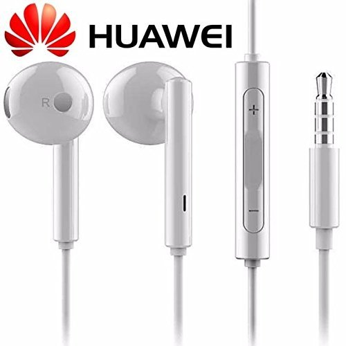 Huawei genuine am115 in ear vivavoce 3.5 mm auricolari con telecomando in linea p9 p8 nexus 6p honor 8 p9 lite p8 lite honor 5 x e più