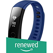 (Renewed) Honor Band 3 Activity Tracker (Blue)