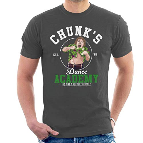 Chunk's Dance Academy Funny T-shirt for Men, S to XXL