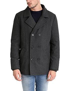 James Tyler Chaquetón de lana de hombre