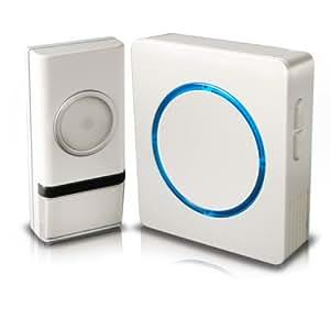 Swann Wireless Portable Door Chime Amazon Co Uk Diy Amp Tools