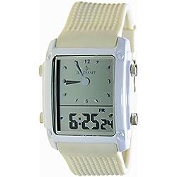 RADIANT Reloj de cuarzo Man RA-126602 ANA-DIGI CRONO 34 mm