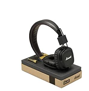 Marshall Cuffia Major con Microfono, Nero