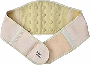 """Medipaq® Magnetic Support Belt - CHOOSE Your Size! - 20 High Quality Magnets for Pain Support and Relief Medium 34""""- 40"""""""