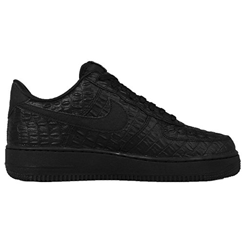 Nike Air Force 1 07 Lv8, Sneakers Basses Homme Noir (noir / noir)