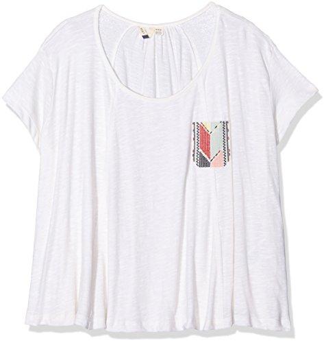 Roxy Feel Flows T-Shirt Femme Pristine