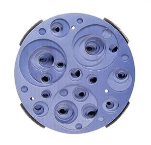 Catit Design Senses Scratch Pad Refill, Blue Swirl