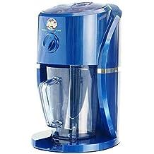 Clásico Azul lickleys Cono de Nieve Hielo Afeitadora / GRANIZADO Maker hace Home hielo bebidas,