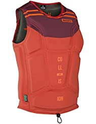 Ion Collision Amp Gilet 2017Cappuccino/Rust Red