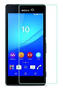 OPUS Curve 2.5D TEMPERED GLASS FOR Sony Xperia M4 Aqua + 2 OTG CABLE FREE