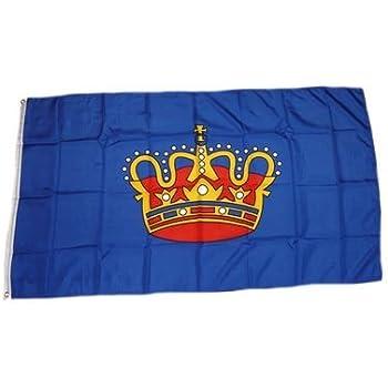 Fahne Flagge Nordfriesland Schrift 90 x 150 cm