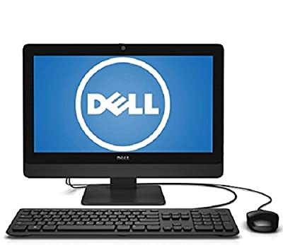 Dell Inspiron 3048 19.5-inch All-in-one Desktop PC (Core_i3_4130/4GB/1TB/Integrated Graphics), Black