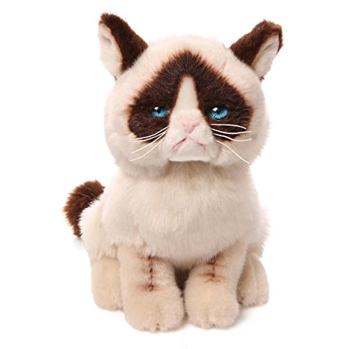 GUND Grumpy Cat Plush Toy