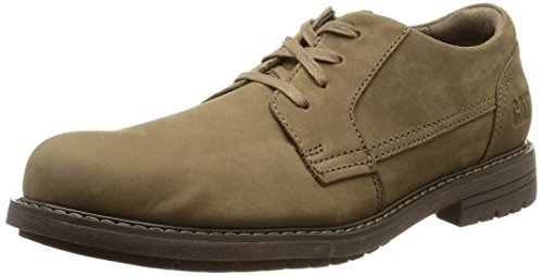 Caterpillar Cason - Scarpe Oxford Uomo, Marrone (Newt), 41 EU