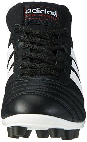 Adidas Copa Mundial, Chaussures multisport homme Noir (Noir/Blanc)