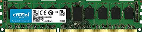 Crucial Mémoire RAM DDR3L (DDR3 SDRAM) 8 Go PC3-12800 800 MHz