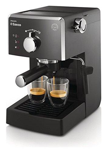 SAECO HD8423/11 Poemia Focus Macchina da Caffè Espresso Manuale colore Nero
