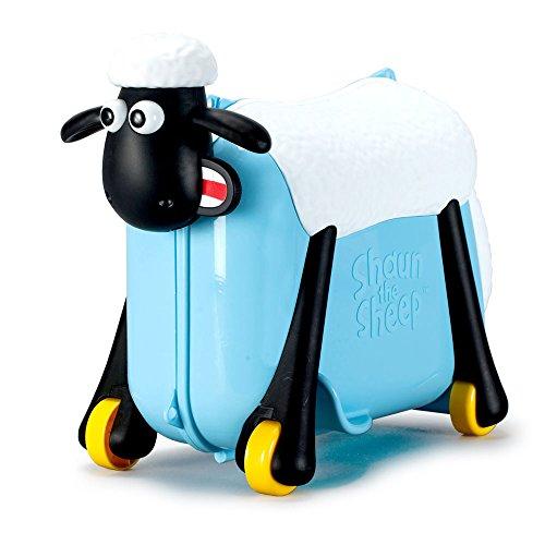 Shaun das Schaf Kinderkoffer - Shaun Das Schaf Kostüm Kind