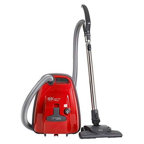 Sebo Airbelt K1 ePower Cylinder Vacuum Cleaner – Red