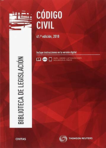 Código Civil (Biblioteca de Legislación) por José Antonio Pajares Giménez