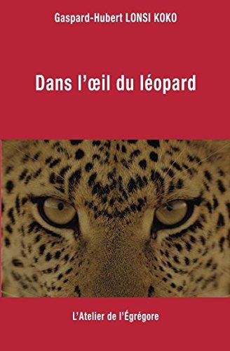 Dans l'il du lopard