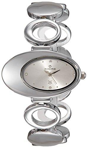 Maxima 28311BMLI ATTIVO STEEL Analog Watch For Unisex